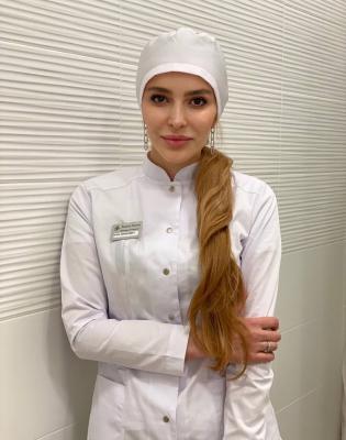 Султаматова-Бацарова Нура Ароновна