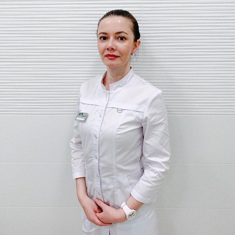 Кокотова Екатерина Петровна